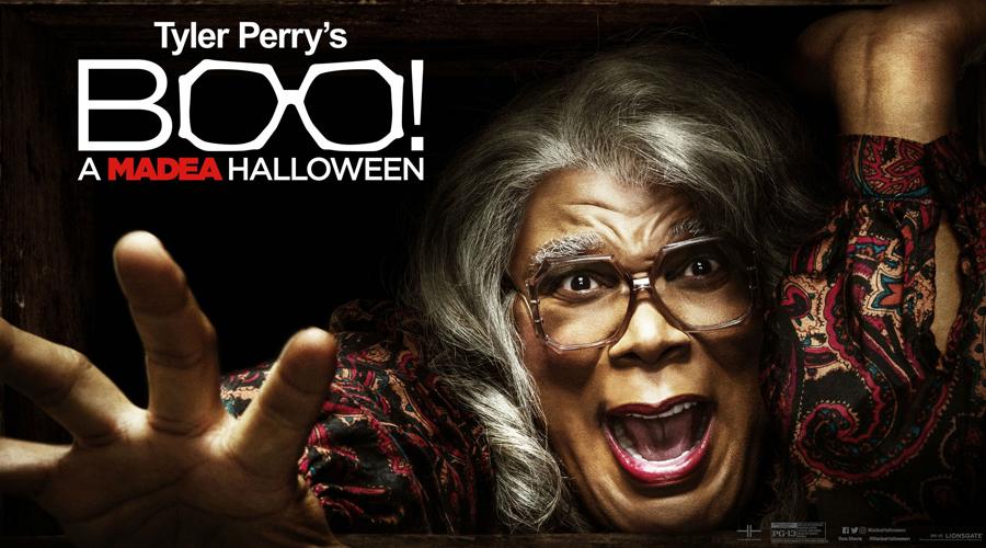 映画「Boo! A Madea Halloween」
