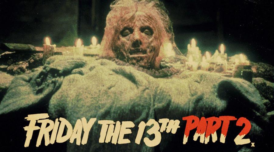 映画「Friday the 13th Part 2」