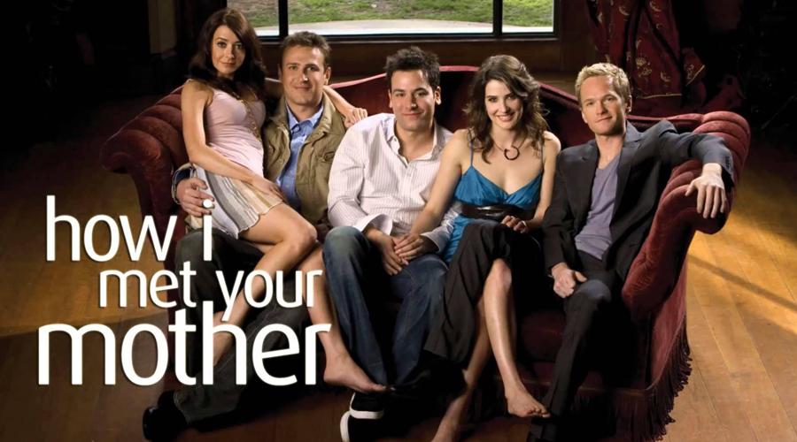ドラマ「How I Met Your Mother」