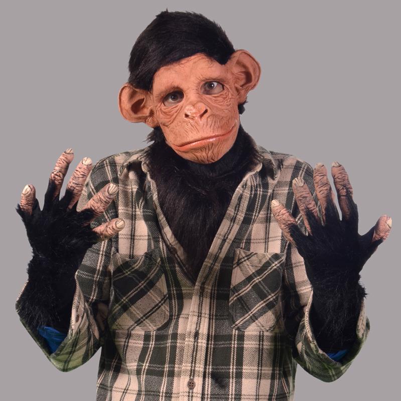 Zagone Studios Made in U.S.A. Monkey-Monkey!!