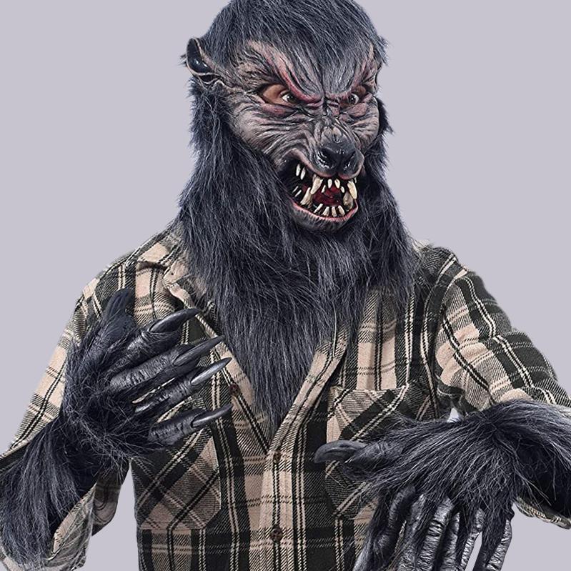 ザゴーニスタジオ Moonstruck Werewolf Costume Collar Kit,
